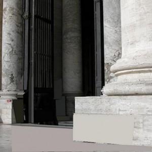 2- Entrée basilique