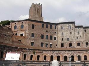 2. Marché de Trajan